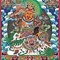 藏傳五姓財神
