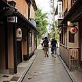京都五回。夏旅