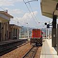 台東。鐵道。車站