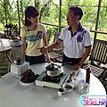 2012/08/30(四) 第434集  紫色奇蹟葡萄+龍泉靈芝