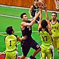 101學年度UBA公開男二級複賽