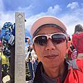 2015.5 爬合歡山東峰