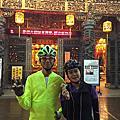 中南部寺廟祈福單車團