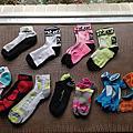 馬拉松襪子