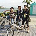 20081115淡水八里腳踏車