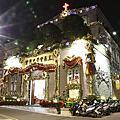 2013-12-20 台南榮光教堂,聖誕佈置