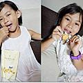 我的果物日記-金沙腰果+泡泡餅