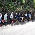 社區動員維持整潔