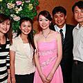 20081025家玲結婚