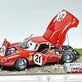 Feeling43 1/43 Ferrari 250 LM