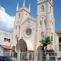 马来西亚马六甲古城