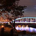 陽光橋夜景102.06.16
