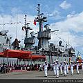 102國軍知性之旅-海軍威海營區131艦隊102.08.17