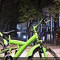 中央大學的綠與夜