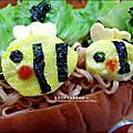 亨式番茄醬-小鴨大享堡披蕯&蜜蜂拌麵大享堡 2012-1202