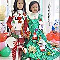 2013-1221-Yuki 5Y11M 幼稚園聖誕Party