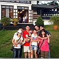 竹北+內灣-新橋燒肉店+薰衣草森林-草帽海賊網聚 2009-0905