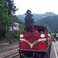 2014 阿里山森林鐵道