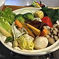 台南美食-食蔬茶齋 新潮蔬果餐 (預約制)~沒預約吃不到歐~好吃的素食餐廳