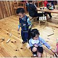 嘉義親子旅遊-愛木村是一個和大自然連結,療癒的好地方,還有各種木工DIY體驗