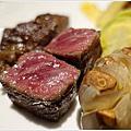 台南美食-良物肉舖子2F私廚進口牛肋眼上蓋肉美國黑牛