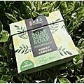 開箱-無患子檸檬馬鞭草植研皂對付汗水最佳利器丟掉汗臭味的夏天