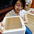 空氣清淨機推薦│imunsen空氣清淨機極簡美學 iF產品設計獎韓國首台擁有檜木濾網與擴香系統的360度雙氣旋清淨機HEPA13 醫療級濾網,三層結構可以過濾99.9%生