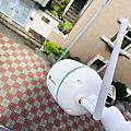 wifi監視器推薦│FAMMIX菲米斯D1戶外防水監視器,200萬畫素全彩戶外可夜視防水wifi戶外防水監視器, 支援IP65防水/雙向語音/遠端操控