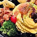 台南外帶美食│樂樂日式本格居酒屋,疫情期間販售咖哩飯,日藉主廚推薦唐揚雞歐姆蛋咖哩