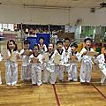 4.6-5y由跆拳道升帶感受到平日的勇於挑戰價值觀教育