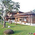 民雄日式招待所-日式禪風的建築,超美的呢