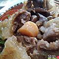 嘉義美食-黑皮巨無霸海鮮肉圓