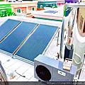 異國風情的民宿,墾丁夢幻島民宿業主選用天晴能源的產品
