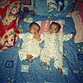 雙胞胎0y5m