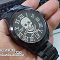 VABENE骷髏頭錶