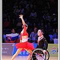 輪椅國標舞