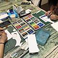 【彰化和諧粉彩】 療癒放鬆 × 紓壓繪畫 × 禪繞畫,培養第二專長的最佳選擇—阿南's 繪客室