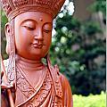 地藏王菩薩(水蓮自在體)-尺六綠檀藝術創作