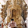 五寶慈湖禪寺(新發神藝二十年的心血圓滿)