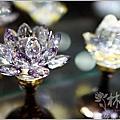 水晶花苞燈(一尺一.八吋八.六吋.四吋.三吋半)