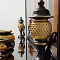 黃珍珠/寶華銅器(水晶燈.圓滿燈雙姓祖)