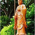 地藏王菩薩(站姿蓮花座)
