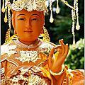 神像佛像-執子金母/麒麟金母