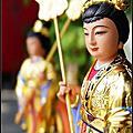 神像佛像-日月宮女/日月宮娥(尺三、尺六護法作品)
