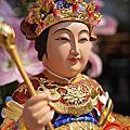 神像佛像-瑤池金母/王母娘娘(按金彩繪作品)