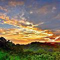 寶山路的日出