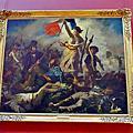 羅浮宮的繪畫與壁飾