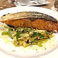 葡萄牙 第四天 午餐 鮭魚