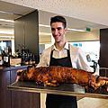 葡萄牙 第五天 午餐 米其林推薦 烤乳豬
