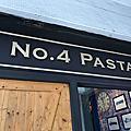 No.4 Pasta 義大利麵(肆號商行)